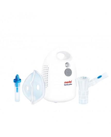 Family Plus - Sistema per Aerosolterapia con Doccia Nasale